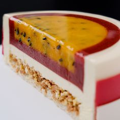 "9,984 mentions J'aime, 73 commentaires - Ksenia Penkina (@ksenia.penkina) sur Instagram : ""This recipe of ""EXOTIC PASSION"" entremet we are going to be making with my students in Vancouver…"""