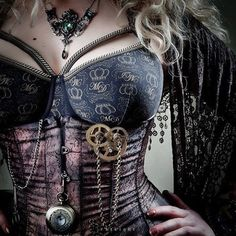 Steampunk Lover
