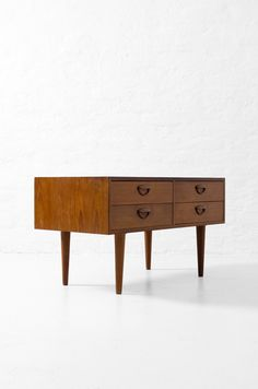 Mid-century Exc Cond Be Friendly In Use Bruksbo Rosewood Chest Of Draws Vintage