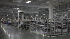 Tesla Flips the Switch on the Gigafactory – SecondCovers