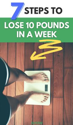 Need to lose weight fast for an event, a date or just to feel great? We'll share our top tips to lose 7-10 pounds in a week safely and easily. #avocadu #lose10poundsfast #weightloss #fastweightloss Lose 10 Pounds In A Week, Lose Weight In A Week, Lose Weight Naturally, Need To Lose Weight, Losing 10 Pounds, Diet Plans To Lose Weight, Weight Loss Help, Weight Loss For Women, Weight Loss Journey