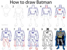 """Cartoonist Lynda Barry Shows You How to Draw Batman in Her UW-Madison Course, """"Making Comics"""""""