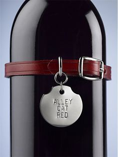 limited edition wine bottle for Empyreal 75, a pet food protein supplement for dogs and cats