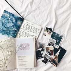 """studylustre: """"sometimes i like to look back on old journal entries and see how much things have changed + how much i've grown  ig: studylustre """""""