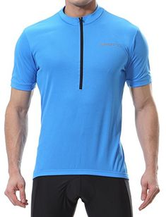 Awesome Top 10 Best Cycling Jerseys For Men Short Sleeve - Top Reviews