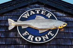 Waterfront Restaurant, Camden, Maine