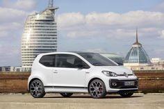 VW have just confirmed that they will be making an Up! GTI. But for now they have given us a sneak preview of this......... The Up! GTI concept car which will make its World Premiere at the (now legendary) GTI Meet, Lake Wörthersee on the 24th to 27th May 2017. This new up! GTI is promising to follow in the