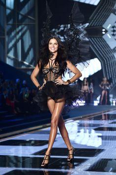Adriana Lima | The Victoria's Secret Fashion Show 2014!!! you rocked it Adriana. You will always be my favorite Angel.