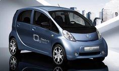 #Peugeot #IOn. Très économe avec son moteur 100% électrique, c'est la citadine…