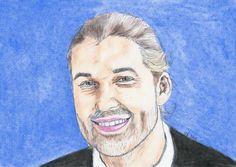 David Garrett by Vanessafari - #DavidGarrett by #Vanessafari. This drawing and more at vanessafari.com