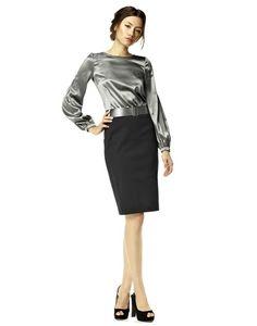 LaDress dress Miuccia - silver