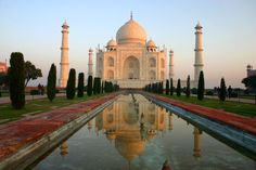 mijn Travel Bucket List: India