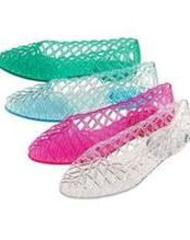 Jelly Shoes.