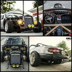 Bossroadster' Miata  |#TopMiata#mazda#miata#mx5 #eunos#roadster