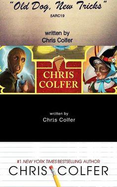 Chris Colfer ⭐️⭐️