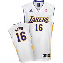 Pau Gasol Jersey, Los Angeles Lakers #16...ID:146$20.00