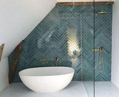 Bad Inspiration, Bathroom Inspiration, Dream Bathrooms, Beautiful Bathrooms, Bathroom Goals, Small Bathroom, Modern Bathroom, Bathroom Interior Design, Interior Livingroom