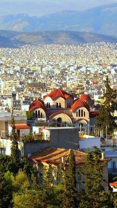 ~Athens, Greece~