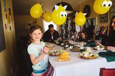 Owl Birthday Party - Owl balloons Pinned by www.myowlbarn.com