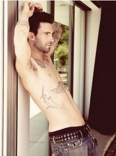 Dang!  Adam Levine is hot!...For You Linda! Happy Birthday!