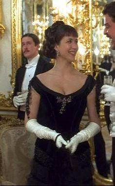 Sophie Marceau as Anna Karenina