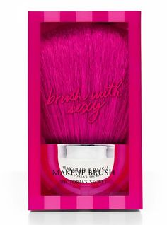 Victoria's Secret beauty brush. Have it and LOVE IT! (Thank goodness I have a BF that understands that I NEED these things)