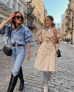 Todas las publicaciones • Instagram Fashion Gallery, High End Fashion, Lightweight Jacket, Quilted Jacket, Foto E Video, Fashion Outfits, Fashion Trends, Winter Fashion, Sexy