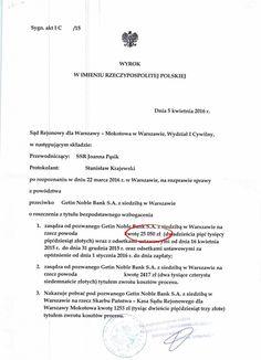 Wyrok - Getin Bank musi zwrócić 25.050zł