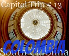 State Capitol trip. Our family does one for every year :)  from two years ago South Carolina
