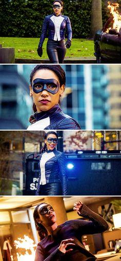 The Flash 4x16 Promo stills about Iris West-Allen