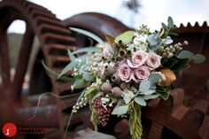 Australian Bush Wedding. Gum Tree Lane can custom design a fragrance for your day. A fragrance you can keep, share and have throughout your married life together. www.gumtreelaneaustralia.com