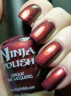 Ninja Polish Divinity | Pointless Cafe