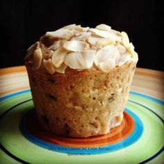 #MuffinMonday: Apple Raisin Cinnamon and Almond Muffins