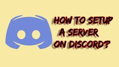 How to Setup a Server on Discord? Seo Tips, Discord, Youtube, Youtubers, Youtube Movies