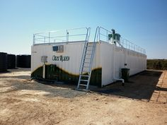 Ozzi Kleen On-site sewage treatment solutions.  Available to rent or buy! Ideal for minin camps, remote location, schools, caravan parks and other situations where main sewer connection is not an option.
