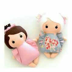 55 ideas sewing projects for baby cute ideas rag quilt Tiny Dolls, Soft Dolls, Softies, Baby's First Doll, Dolls And Daydreams, Tilda Toy, Sewing Dolls, Rag Quilt, Fabric Dolls