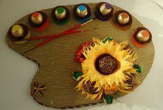 Gallery.ru / Фото #3 - Букеты из конфет. - IrikSerd