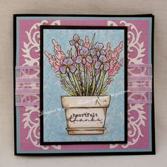 Tinyrose's Craft Room: A Little Something Digital Stamps - By Beccy's Place Infinity Card, Fantail Goldfish, Pretty Images, Matching Cards, Distress Ink, Digital Stamps, Clear Stamps, Pin Cushions, Pretty Flowers