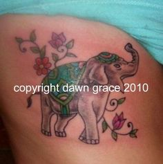1000  images about Elephant tattoos & art on Pinterest Little Elephant Tattoos, Fish Tattoos, Amp