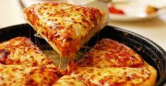Φτιάξτε την πιο γρήγορη και τραγανή ζύμη για πίτσα με 2 υλικά!
