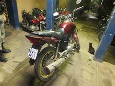 Dupla é presa com motos roubadas em Caruaru