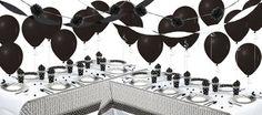Damask & Polka Dot Wedding Party Supplies-Party City