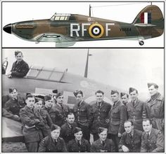 Unsung Heroes of the Battle of Britain. Groundcrew members of Polish Squadron beside Hawker Hurricane sn RF*F - RAF Northolt September Ww2 Aircraft, Fighter Aircraft, Military Aircraft, Hawker Hurricane, The Spitfires, Supermarine Spitfire, Ww2 Planes, Battle Of Britain, Royal Air Force