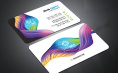 New Simple Business card Corporate Identity Template
