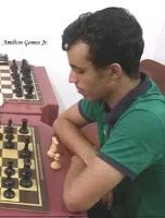 Galeria de Xadrez Borba Gato: Gomes Jr vence o Blitz de 30 de julho