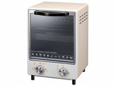 Koizumi toaster oven cream C * You can get more details by clicking on the image. (This is an affiliate link) Specialty Appliances, Small Kitchen Appliances, Toasters, Canning, Ovens, Cream, Kos, Link, Silver