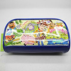 Disney Toy Story Cute Model artificial patent leather pencil case (From Japan)