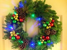 Win a beautiful fresh Christmas Wreath 12/7 US http://www.strangedazeindeed.com/2014/12/bring-in-the-magic-of-the-season-with-christmas-forests-beautiful-wreaths-giveaway.html
