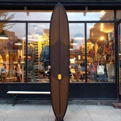 NYC has a superlative board shop. it's Pilgrim Surf + Supply, 68 N. 3rd St. We love their instagram account too. Check it out!