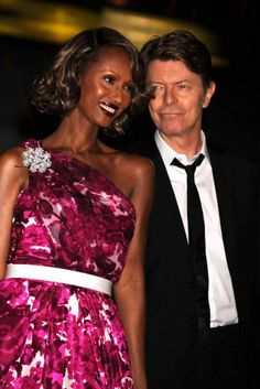 Iman attends the amfAR New York Gala to kick off Fall 2011 Fashion Week at Cipriani Wall Street on February 9, 2011 in New York City. <P> Pictured: Iman; David Bowie <B>Ref: SPL1206605 100211 </B><BR /> Picture by: Splash News<BR /> </P><P> <B>Splash News and Pictures</B><BR /> Los Angeles: 310-821-2666<BR /> New York: 212-619-2666<BR /> London: 870-934-2666<BR /> photodesk@splashnews.com<BR /> </P>